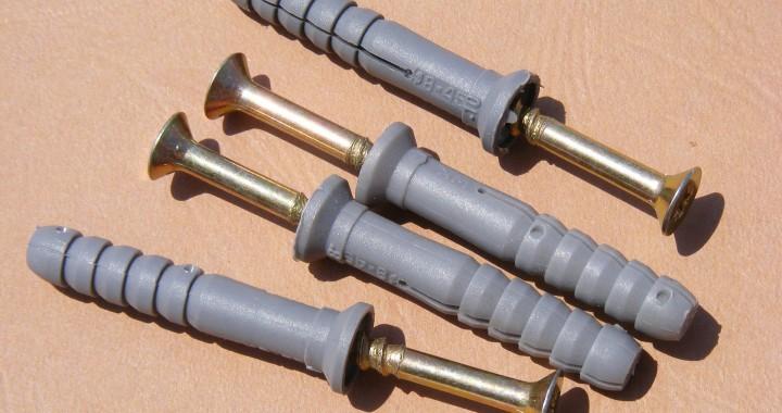 Häufig Befestigungsmaterial - Schrauben und Dübel | expondo BK71