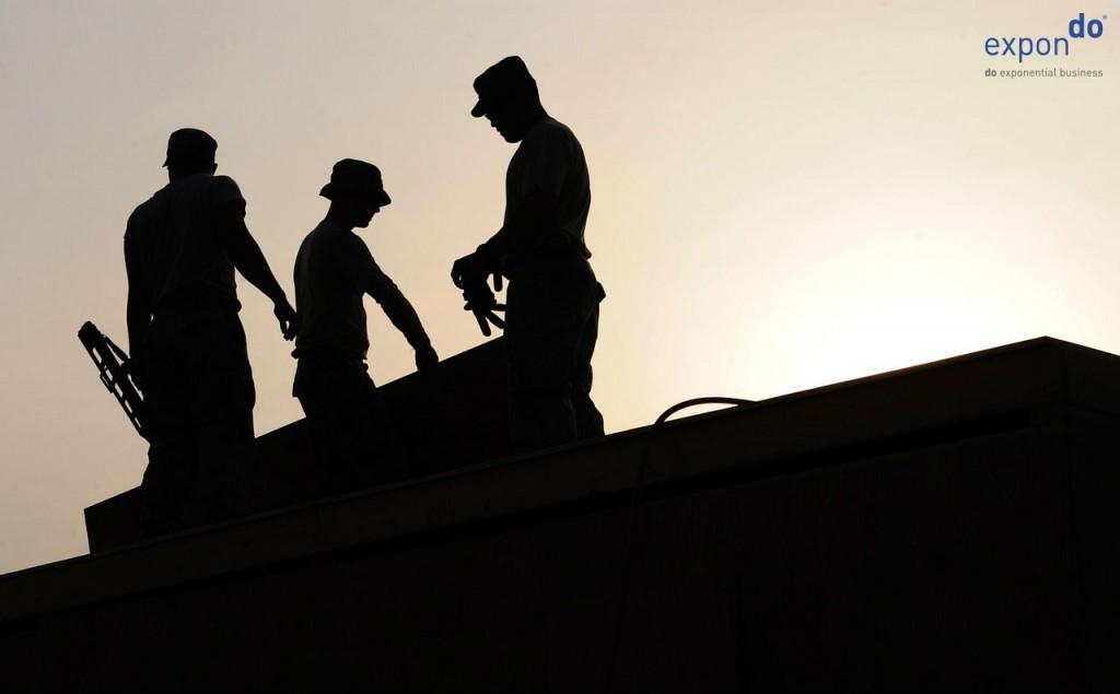 Gefährdungsbeurteilung auf dem Bau