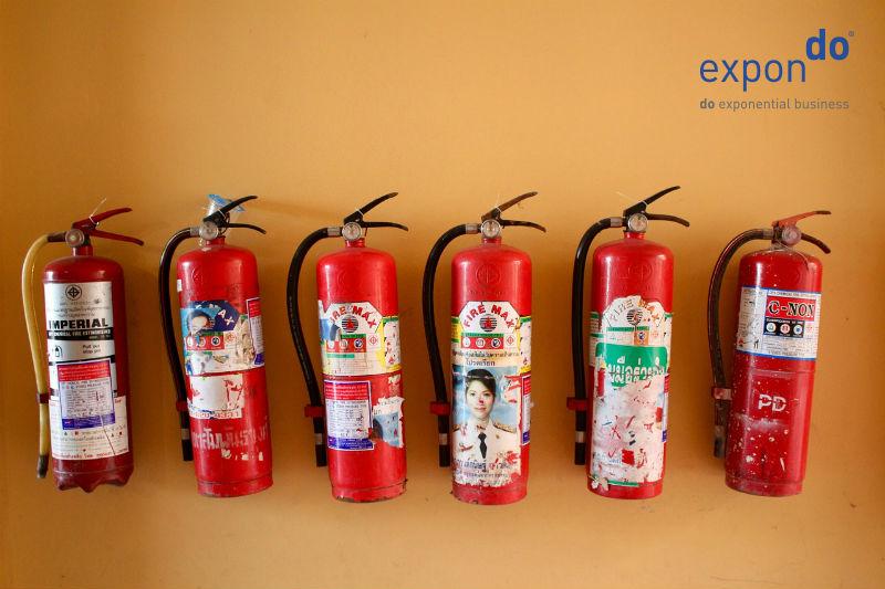 Brandschutzordnung Gastronomie