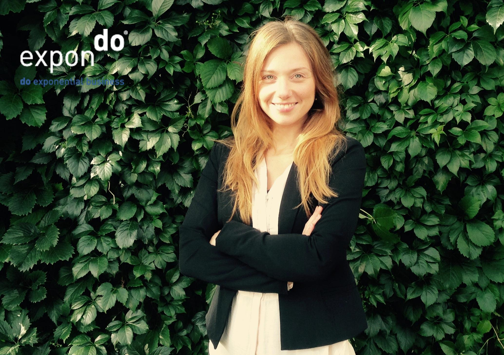 Cassy Elsner bei Expondo HR