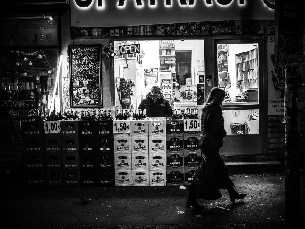 Spätkauf Straßenverkauf