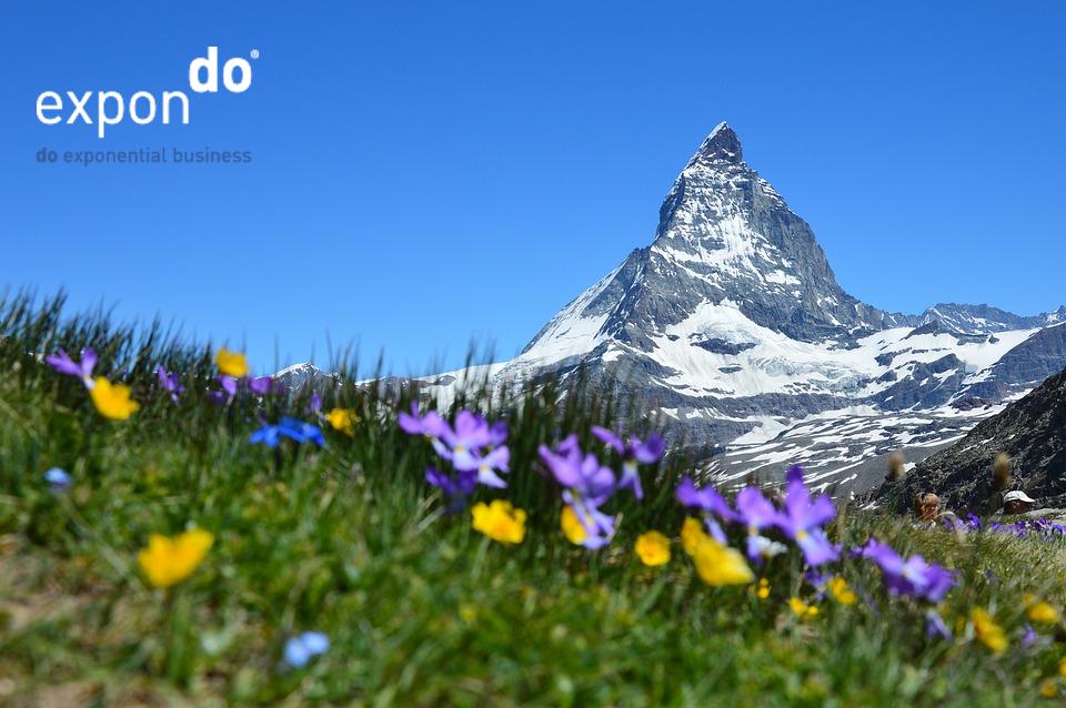 expondo in der Schweiz