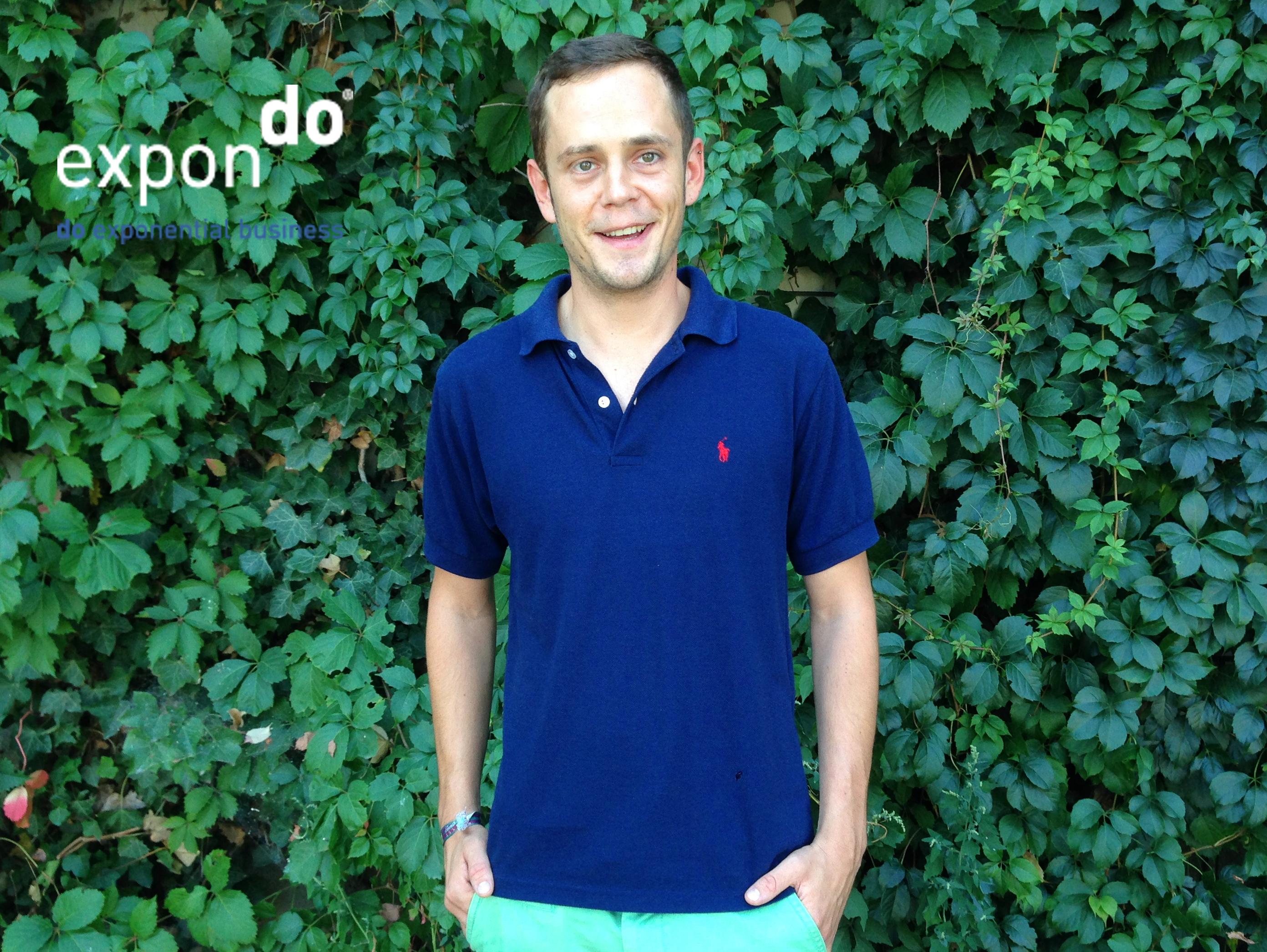 Werkstudent Timo bei expondo im Interview