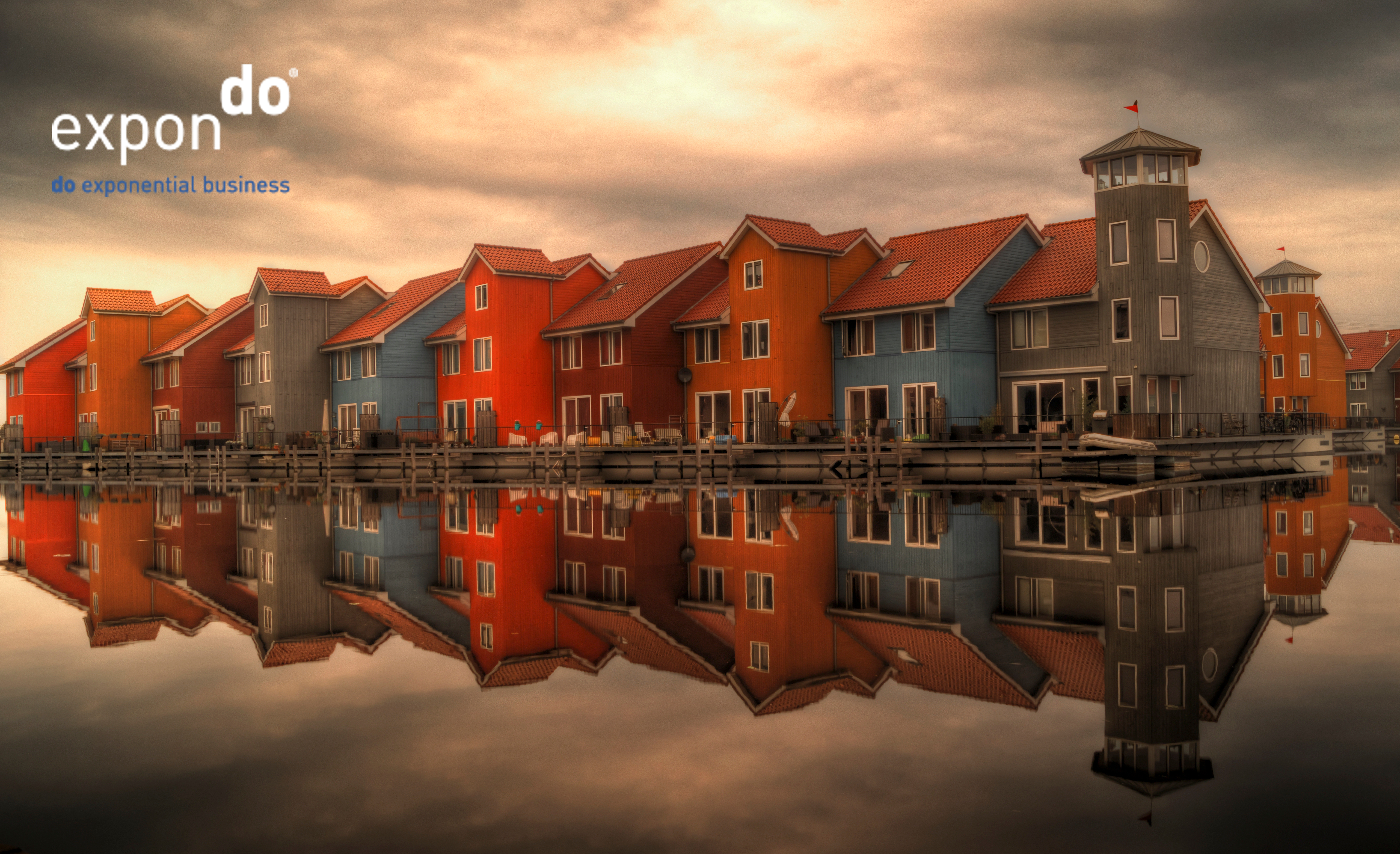 expondo Expansion in die Niederlande