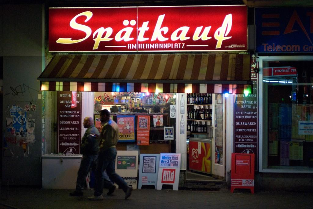 Spätkauf in Berlin Herrmannstraße