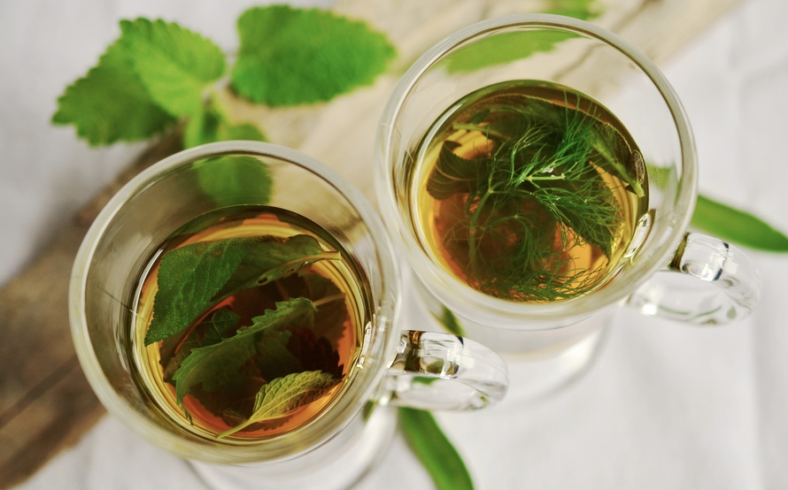 Tee bei Schnupfen und Halsschmerzen