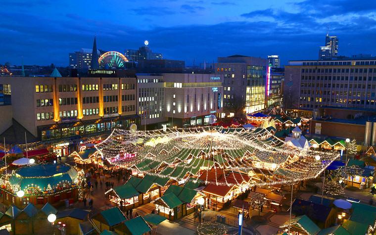 Essen Internationaler Weihnachtsmarkt besondere Weihnachtsmärkte