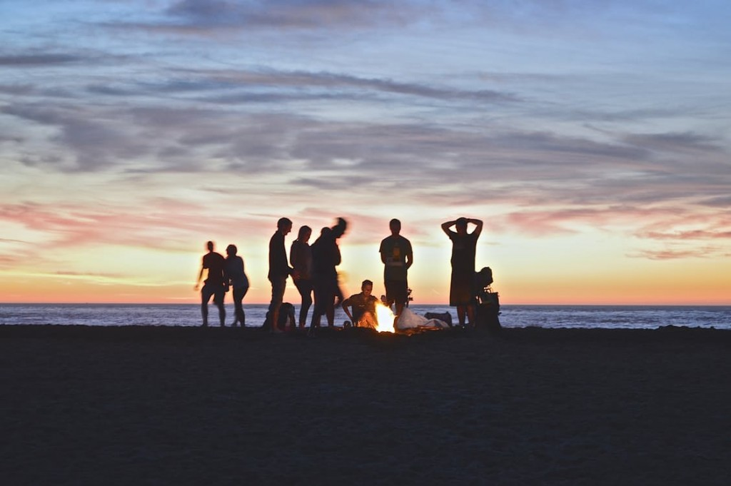 Vorsätze und Vorsätze einhalten 2017: Mehr Zeit für Freunde und Familie
