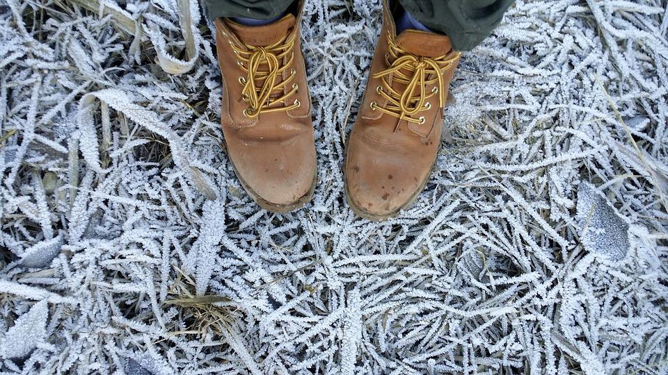 Heizstrahler für den Winter