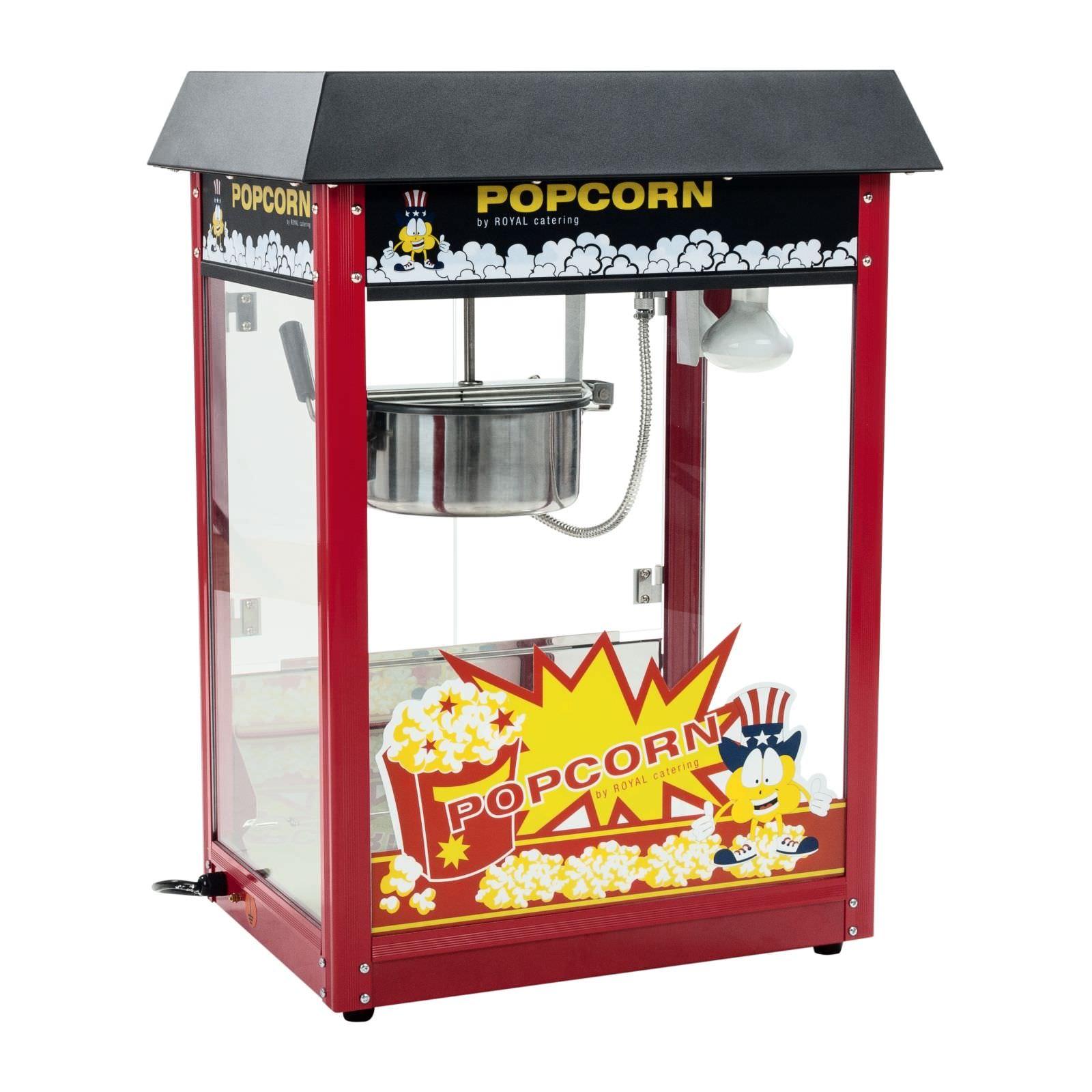 Mit unserem Testssieger der Popcornmaschine zum perfekten Filmabend.