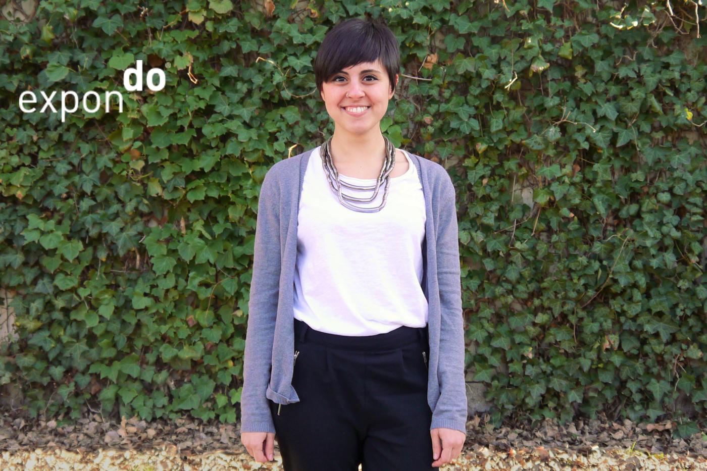 Interview mit Vanessa Pedullà, expondo content