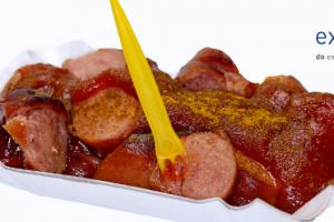 Berliner Currywurst – mit oder ohne?